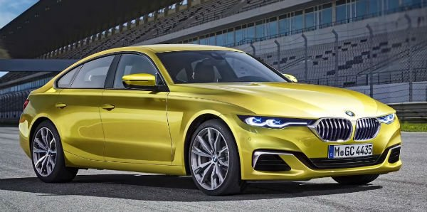 2018 BMW 4 Series Redesign