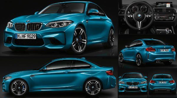 2018 BMW M2 Changes