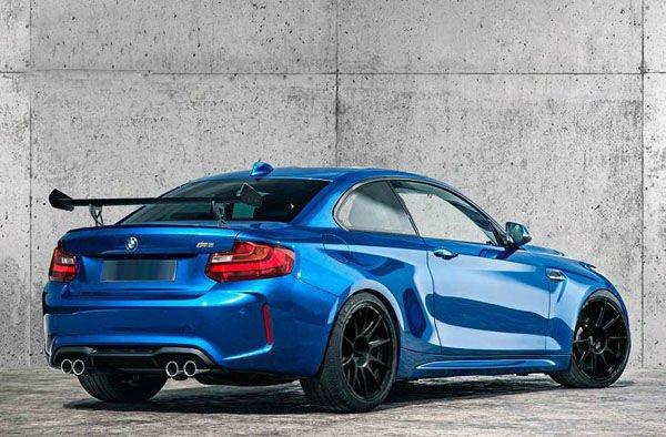 2018 BMW M2 Model