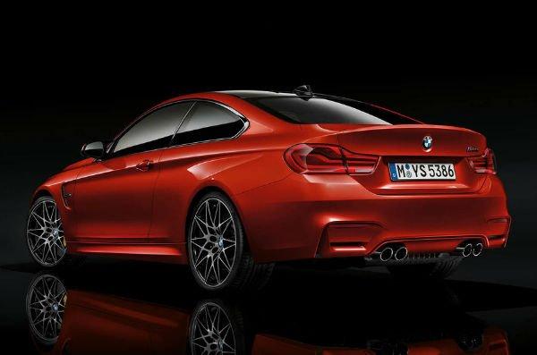 2018 BMW M4 LCI