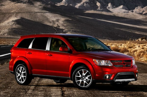 2018 Dodge Journey SRT