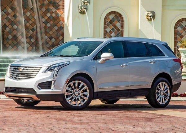 Cadillac XT7 2018
