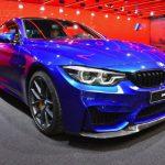 New BMW M4 2018