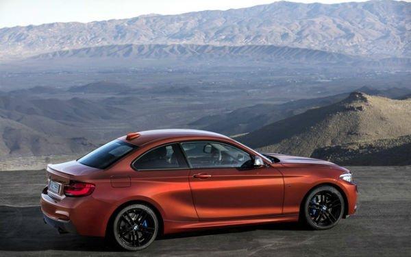 2018 BMW 2 Series LCI