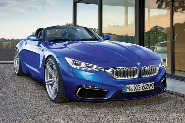 2018 BMW Z5M