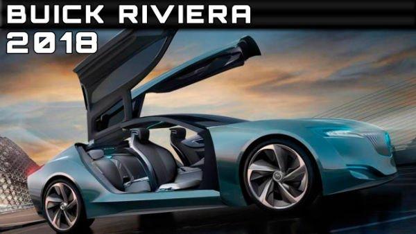 2018 Buick Riviera Model