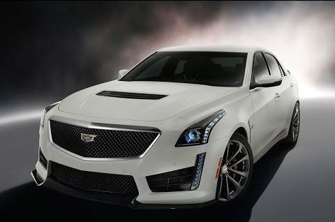2018 Cadillac CTS-V Coupe
