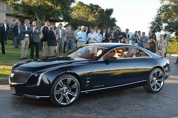 2018 Cadillac Eldorado Convertible