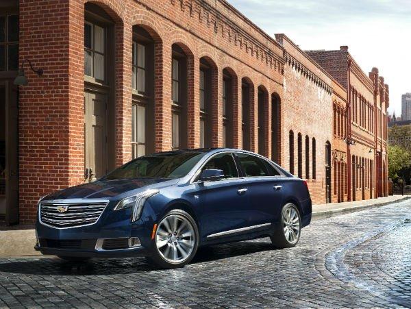 2018 Cadillac XTS Model