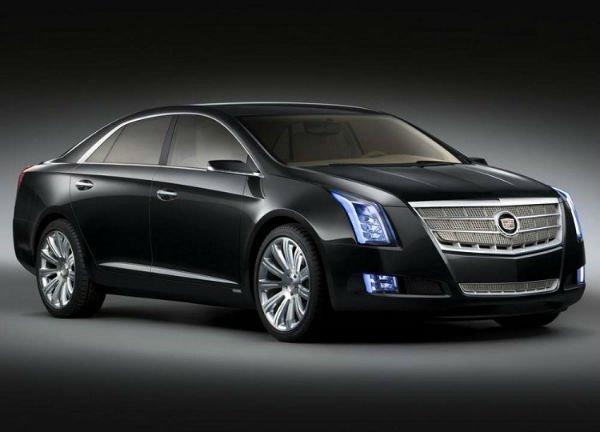 2018 Cadillac XTS Redesign