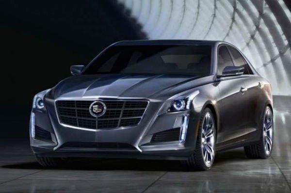 2018 Cadillac XTS Refresh