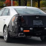 2018 Cadillac XTS Spy Photos