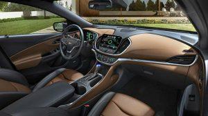 2018 Chevrolet Chevelle Interior