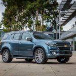 2018 Chevrolet Trailblazer USA
