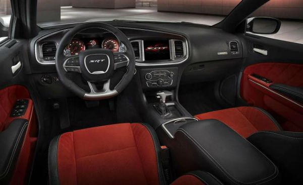 2018 Dodge Charger Hellcat Interior