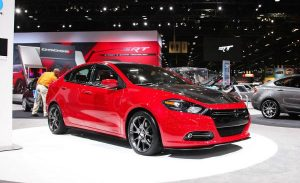 2018 Dodge Dart SRT4