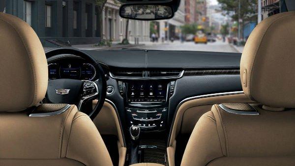 Cadillac XTS 2018 Interior