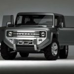 2018 Ford Bronco 4 Door