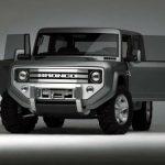 2018 Ford Bronco 4 Door