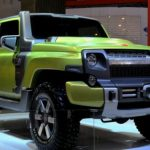 2018 Ford Bronco Raptor