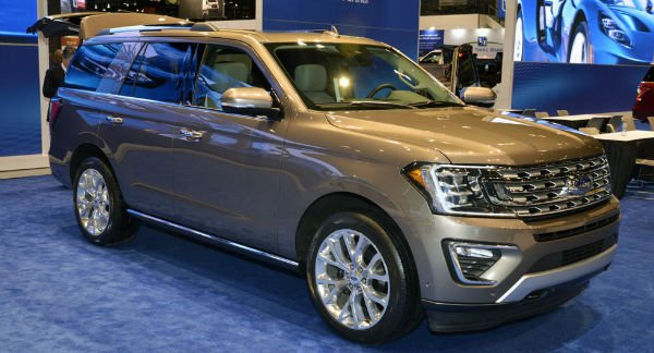 2018 Ford Expedition Aluminum Body