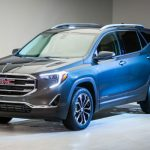 2018 GMC Terrain Colors