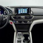 2018 Honda Accord Coupe Interior