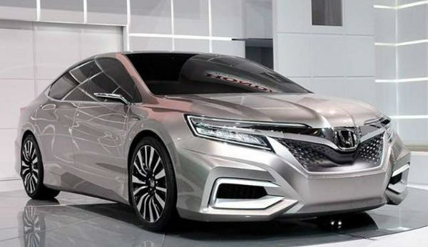 2018 Honda Accord Coupe Redesign