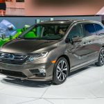 2018 honda odyssey. Black Bedroom Furniture Sets. Home Design Ideas