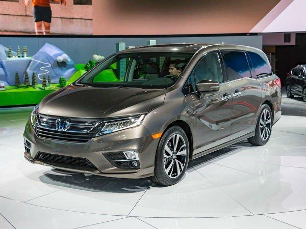 2018 Honda Odyssey AWD