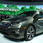 2018 Honda Odyssey Colors