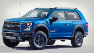 Ford Bronco 2018