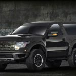 Ford Bronco 2018 Black