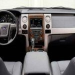 Ford Bronco 2018 Interior