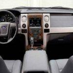 Ford Bronco 2018 Interior