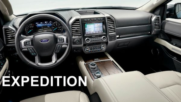 Ford Expedition 2018 Interior