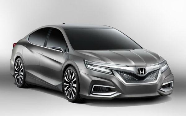 Honda Accord 2018 Concept