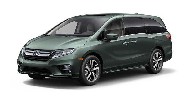 Honda Odyssey 2018 AWD