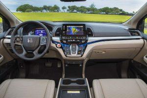 Honda Odyssey 2018 LX Interior