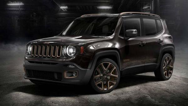 Jeep Renegade 2018 Black