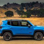 Jeep Renegade 2018 Colors