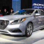 2018 Hyundai Sonata Hybrid Model