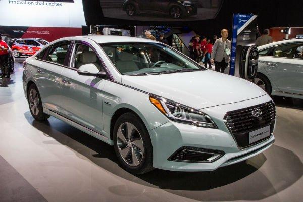2018 Hyundai Sonata Hybrid Plug In