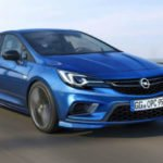 2018 Opel Astra OPC