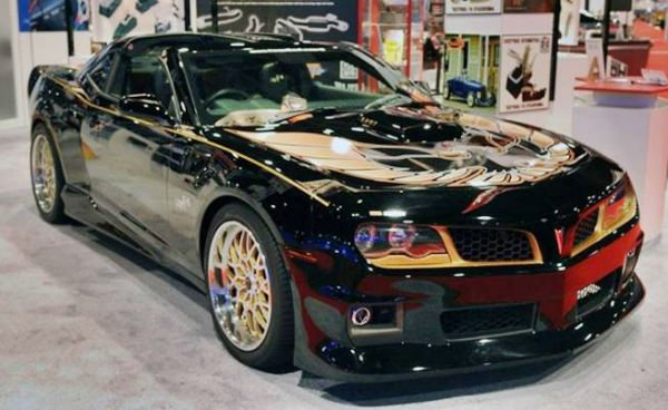 2018 Pontiac Firebird Trans AM