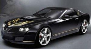 2018 Pontiac Trans AM Concept