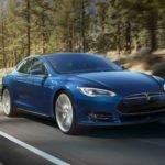 2018 Tesla Model S Blue