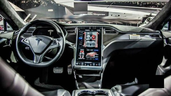 2018 tesla interior new car release date and review 2018 for Interior tesla model s