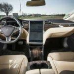 2018 Tesla Model X interior