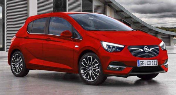 Nuova Opel Corsa 2018